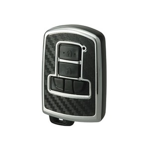 カーメイト(CAR MATE) リモコンキーカバー カーボン調 DZ250