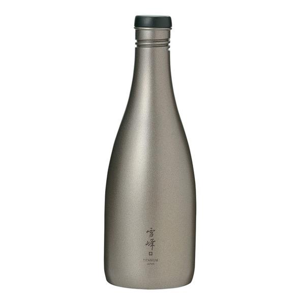 スノーピーク(snow peak) 酒筒(サカヅツ) Titanium TW-540 ステンレス製ボトル