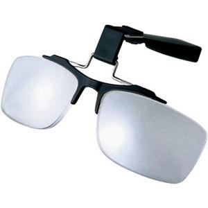 がまかつ(Gamakatsu) 老眼キャップバイザーグラス GM-1731 51731-1-2.5 前掛け&ハネ上げ
