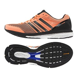 【送料無料】adidas(アディダス) AJP-JLG53 boostシリーズ サブ5 adizero Boston boost W 24.0cm B40471