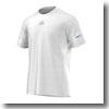 adidas(アディダス) AJP-ITQ08 M SQ ランニング 半袖Tシャツ J/M S03010(ホワイト)
