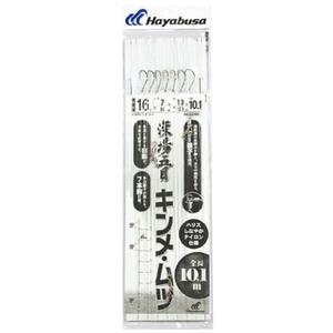 ハヤブサ(Hayabusa) 深場用胴突 キンメ・ムツ 7本鈎 SD830 仕掛け