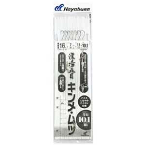 ハヤブサ(Hayabusa) 深場用胴突 キンメ・ムツ 7本鈎 SD830