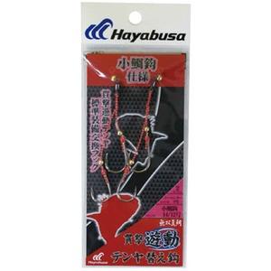 ハヤブサ(Hayabusa)貫撃遊動テンヤ 替え鈎 小鯛鈎仕様
