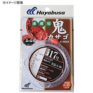 ハヤブサ(Hayabusa) 鬼カサゴ フロート 速潮用 3本鈎1セット 鈎18/ハリス8 SE705