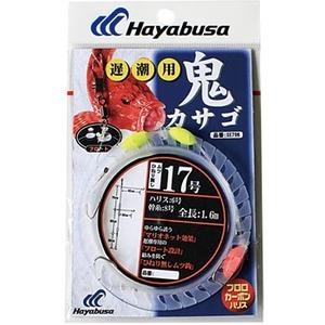 ハヤブサ(Hayabusa) 鬼カサゴ フロート 遅潮用 3本鈎1セット SE706 仕掛け