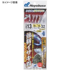 ハヤブサ(Hayabusa) 落し込みスペシャル ケイムラ&ホロフラッシュ モンスタースペック 強靭イサキ5本鈎 SS427 仕掛け