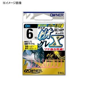 オーナー針 刺牙グレX No.16568 シングルフック