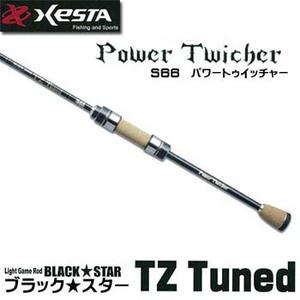 ゼスタ(XeSTA)ブラックスター TZチューンド S66 パワートゥイッチャー