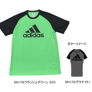 adidas(アディダス) AJP-KAZ06 M ESS BIG LOGO T AJP-KAZ06 メンズ速乾性半袖シャツ