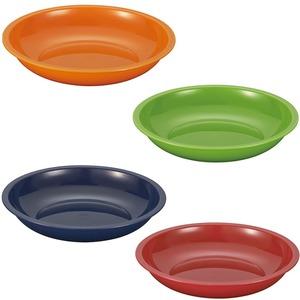 Coleman(コールマン) ノルディックカラーボウル 4pc 2000021907 メラミン&プラスティック製お皿