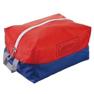 【送料無料】Coleman(コールマン) 【TREKKING/トレッキング】スタッフポーチ 約8L/L レッド 2000021891