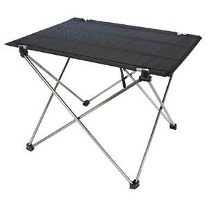 ハック(HAC) 軽量コンパクトアルミテーブル シルバー