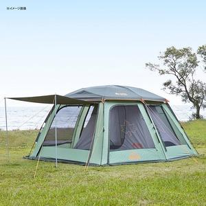 ロゴス(LOGOS) Q-インセクト2ルーム-AE 71458004 ファミリードームテント