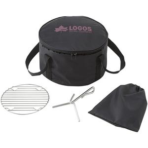 【送料無料】ロゴス(LOGOS) デラックス ダッチツールセット 81062300