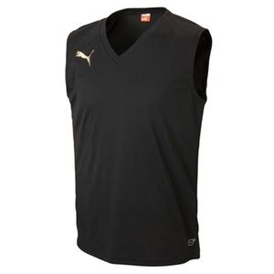 【送料無料】PUMA(プーマ) 653673 ジュニアインナーシャツ 120 01(BLACK)