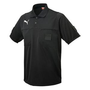 【送料無料】PUMA(プーマ) 903305 半袖レフリーシャツ M 01(BLACK)