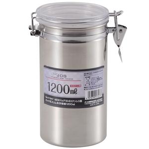 パール金属NEWジョグ 18−8ステンレス製ロック式スリム保存容器