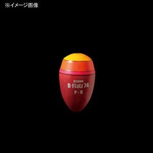 キザクラ UZAWA D-FLATZ(ウザワ ディーフラッツ) 74 P-J6 ビターオレンジ