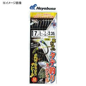 ハヤブサ(Hayabusa) 活き餌一撃 喰わせサビキ タテ釣りスペシャル ホロフラッシュアピール SS420 仕掛け
