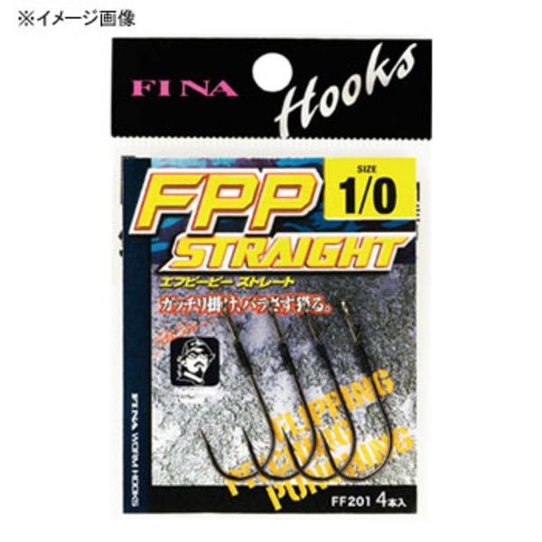 フィナ(FINA) FPPストレート FF201 ワームフック(ストレート)