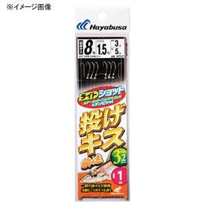 ハヤブサ(Hayabusa) ライトショット 投げキス 瞬速 3本鈎2セット NT587