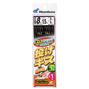 ハヤブサ(Hayabusa)ライトショット 投げキス 瞬速 3本鈎2セット