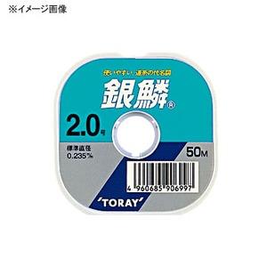 東レモノフィラメント(TORAY) 銀鱗 10m 5号 透明