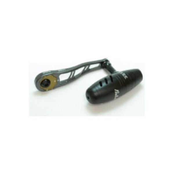 リブレ(LIVRE) BJ(ビージェイ) バレット シマノM7用 左巻き BJ-89M7L-GMBK ベイト用ハンドル