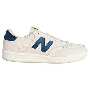 【送料無料】new balance(ニューバランス) CRT300 Tennis Style LIFESTYLE 24.0cm WHITExNAVY/D NBJ-CRT300 WA D