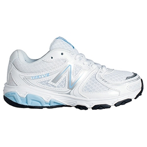 new balance(ニューバランス) KJ680 Running KIDS/JUNIOR 18.0cm WHITExBLUE NBJ-KJ680 WBY