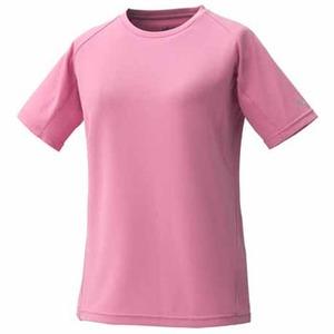 プロモンテ(PuroMonte) トリプルドライカラット 半袖Tシャツ ウイメンズ S ピンク TN147W