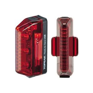 TOPEAK(トピーク) レッドライト エアロ USB LPT08900