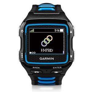 【送料無料】GARMIN(ガーミン) ForeAthlete(フォアアスリート)920XTJ BlackBlue 117432