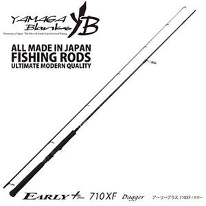 YAMAGA Blanks(ヤマガブランクス)EARLY(アーリー)プラス 710XF