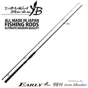 YAMAGA Blanks(ヤマガブランクス) EARLY(アーリー)プラス 98H