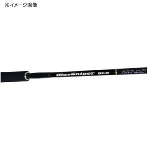 YAMAGA Blanks(ヤマガブランクス) Blue Sniper (ブルースナイパー)ボートキャスティング 81/6Black キャスティングロッド