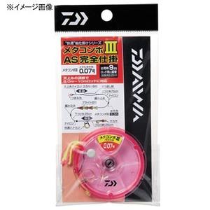 ダイワ(Daiwa) メタコンポIIIAS 完全仕掛 07111351