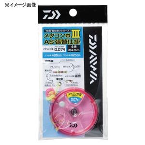 ダイワ(Daiwa) メタコンポIIIAS 張り替え仕掛け 0.2号 07111367