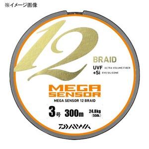 【送料無料】ダイワ(Daiwa) メガセンサー12ブレイド 300m 6号 04629955
