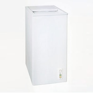 【送料無料】Excellence(エクセレンス) 冷凍庫 スライド型【代引不可】 58L ホワイト MA-6058SL