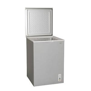 【送料無料】Excellence(エクセレンス) 冷凍庫 チェスト型 95L シルバーグレー MA-6095