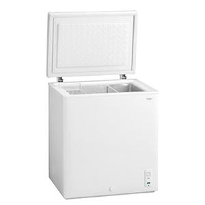 【送料無料】Excellence(エクセレンス) 冷凍庫 チェスト型 142L ホワイト MA-6142