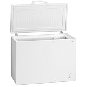 【送料無料】Excellence(エクセレンス) 冷凍庫 チェスト型 260L ホワイト MA-6260