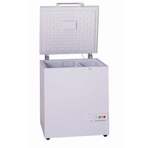 【送料無料】Excellence(エクセレンス) 冷凍庫 チェスト型 181L ホワイト MV-6181