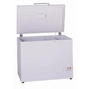 【送料無料】Excellence(エクセレンス) 冷凍庫 チェスト型 282L ホワイト MV-6282
