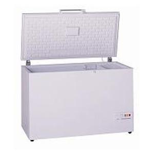 【送料無料】Excellence(エクセレンス) 冷凍庫 チェスト型 362L ホワイト MV-6362