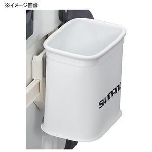 シマノ(SHIMANO) BK-681N EVAサイドポケット S ホワイト 42563
