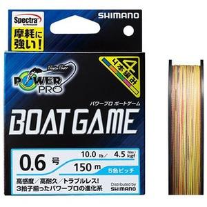 シマノ(SHIMANO) POWER PRO BOATGAME(パワープロ ボートゲーム) 150m PP-F52N