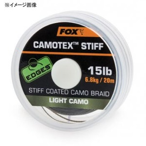 FOX(フォックスインターナショナル) カモテックス ライト ソフト 20m 道糸100m以下